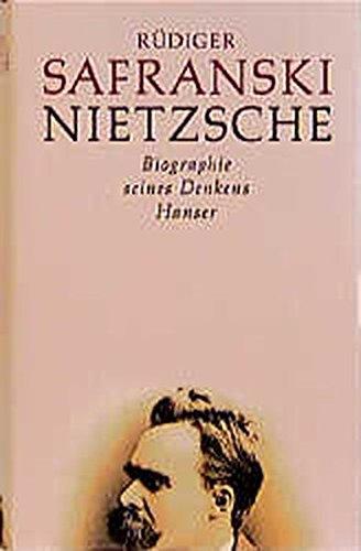 Nietzsche: Biographie seines Denkens