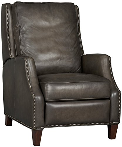 Hooker Furniture Kerley Recliner, Grey