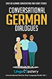 Best German Grammar Books - Conversational German Dialogues: Over 100 German Conversations Review