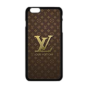 Happy LV Louis Vuitton design fashion cell phone case for iPhone 6 plus