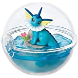 Pokemon Terrarium Collection 3 Pokeball Diorama Figure 5. Vaporeon (single)