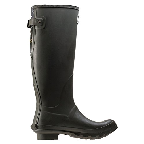 Dark Waterproof Wellington Olive Winter Boots Calf Barbour Womens Jarrow Mid Snow H4UPwRPx