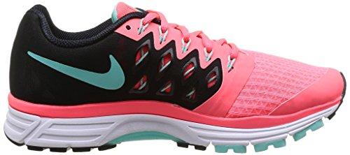 NIKE 642196 601 - Zapatillas de correr de material sintético mujer multicolor - Mehrfarbig (HYPER PUNCH/HYPER TURQ)