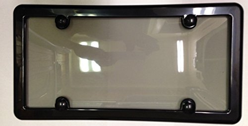 Smoke License Frames - 9