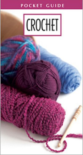 Crochet Pocket Guide (Stitch Crochet Popcorn)