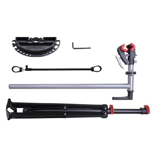 GC Global Direct Adjustable Professional Mechanic Bicycle Repair Work Stand by GC Global Direct (Image #5)