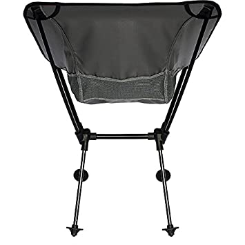 TravelChair Roo Camping Chair, Wider and Higher for Superior Comfort