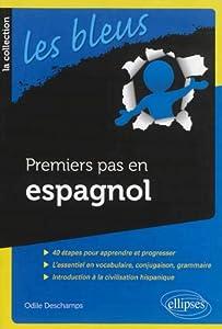 """Afficher """"Premiers pas en espagnol"""""""