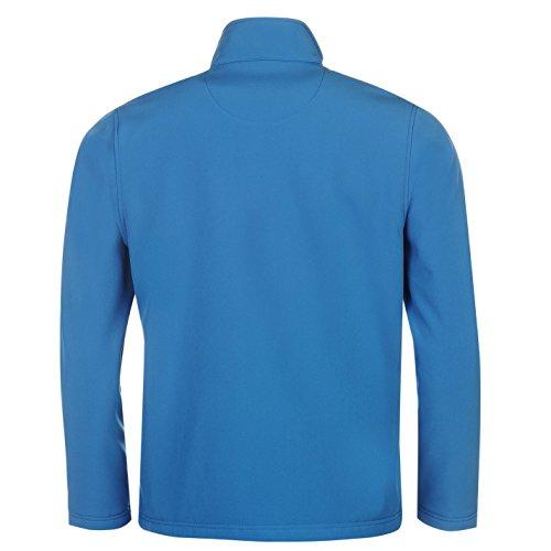 Gelert Herren Softshell Jacke Fleece Gefüttert Gelert Blau XL DrTlpBYlpr