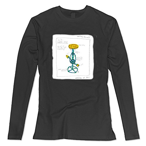 Women's Courtney Barnett Pedestrian At Best Black Long Sleeve - Fargo Women For Just