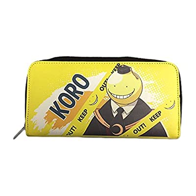 Great Eastern Entertainment Assassination Classroom - Koro Group Wallet: Toys & Games