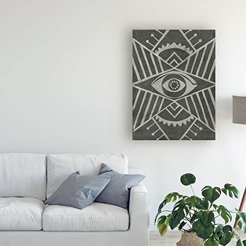 Trademark Fine Art Tarot I by Chariklia Zarris, 35x47 by Trademark Fine Art (Image #2)