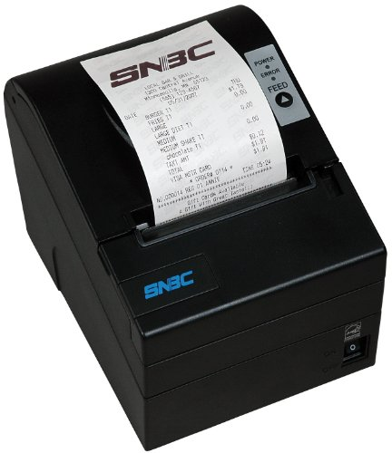 SNBC BTP-R880NP Ethernet/USB Thermal Receipt Printer by SNBC