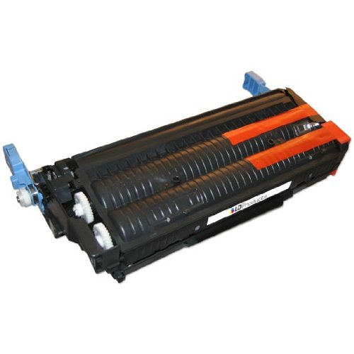 LD Remanufactured Replacement Laser Toner Cartridge for Hewlett Packard C9720A (HP 641A) Black ()