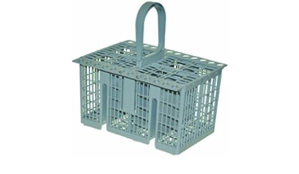 Creda Hotpoint - Cesta de cubiertos para lavavajillas (- gris ...