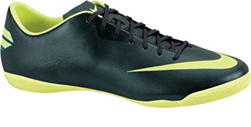 Nike Hallenschuhe Mercurial Glide III IC Black 509133 376