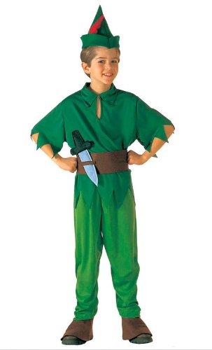 Peter Pan Disfraz Niño: Amazon.es: Juguetes y juegos