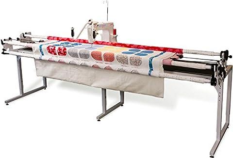 Qnique Long Arm Quilting Machine with Q'nique Frame - Long Arm Quilting