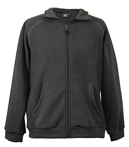 Hot Akwa Men's Full Zip Jacket Made in USA