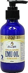 Emu Oil Emu Gold 4 oz Liquid
