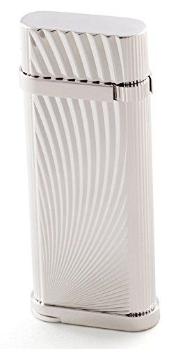 IM Corona Laurel Chrome Parabol Pipe Lighter