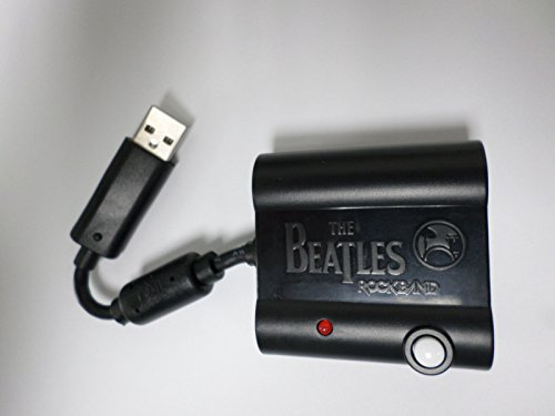eatles Wireless Drums USB Dongle / Receiver for PS2/PS3 (Official Rock Band Drum)