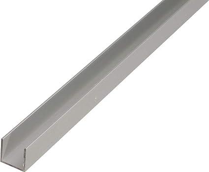 natural GAH-Alberts 472481.0 Tubo redondo de aluminio 1000 x 8 x 1 mm