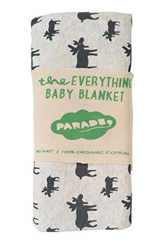 ything Baby Wrap Grey Moose (Moose Sleeper)