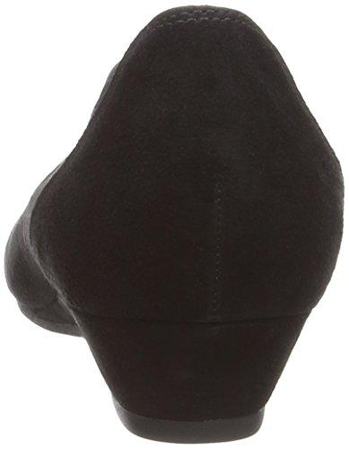Negro Schwarz Shoes Tacón De 47 Zapatos 22 Mujer Gabor 694 p0qZ0v