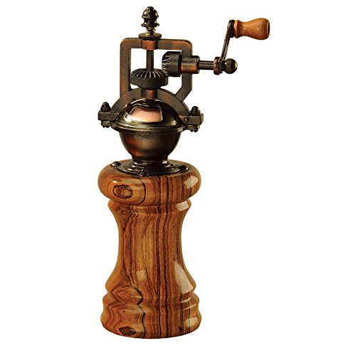 (Penn State Industries PKGRIND-4 Antique Style Copper Finish Peppermill Mechanism Woodturning Kit)