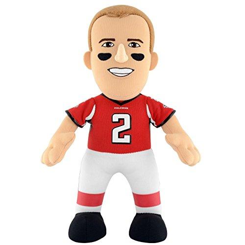 Nfl Atlanta Falcons Matt Ryan Plush Figure  10   Red