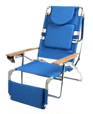 Super Deluxe Padded 3 in 1 Beach Chair / Lounger by Ostrich (Image #6)