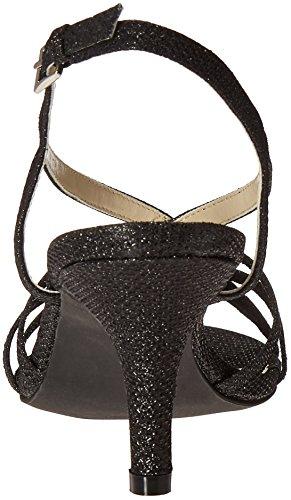 Black Calf Wide Women Sandal Dress Annie Shoes Lil awqHgp0FMF