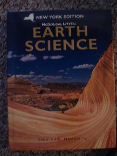 Download McDougal Littell Earth Science: Student Edition Grades 9-12 2007 pdf epub