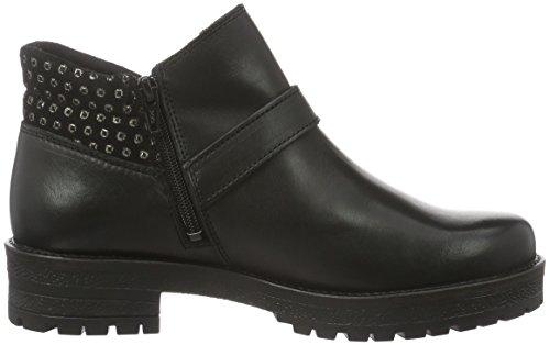 combi pour Shoes Schwarz femmes noires avec Marc en Black bottines mélisse 00064 des P5qdn