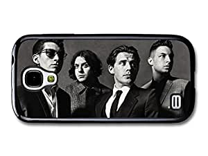 Acrtic Monkeys Rock Band Black & White Portrait carcasa de Samsung Galaxy S4 mini A4805