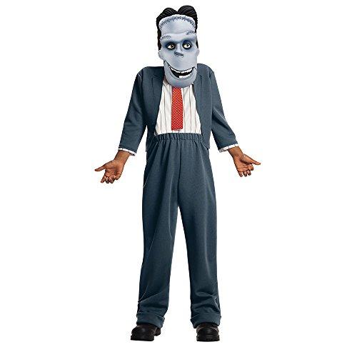 Frankenstein Kids Costumes (Rubie's Costume Hotel Transylvania 2 Frankie Child Costume, Medium)