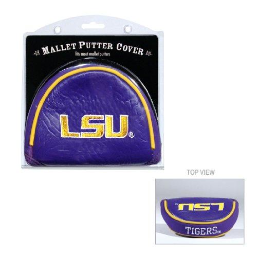 (Team Golf NCAA LSU Tigers Mallet Putter Cover)