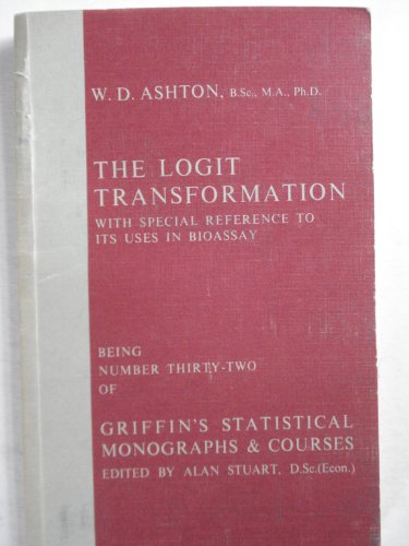 The Logit Transformation (Statistical Monograph)