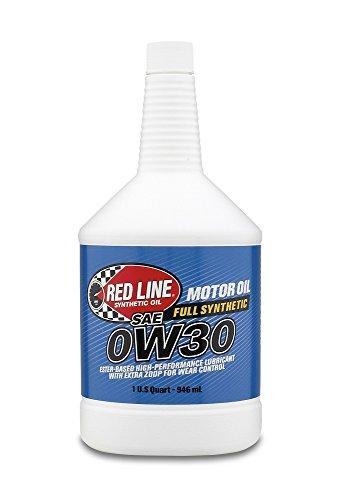 Red Line 11114 0W-30 Motor Oil - 12/1  Quart