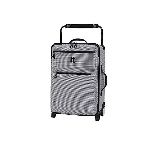 IT Luggage 21.8 World s Lightest Los Angeles 2 Wheel Carry On