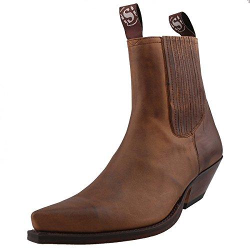 Sendra Stivali Marrone Uomo Boots marrone