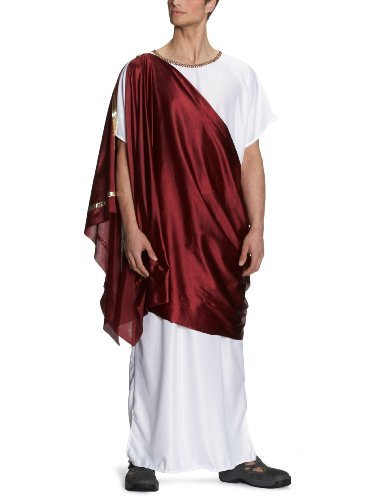 Two Piece Toga Costumes (Limit Sport MA160Men Costume Greece 2-Piece Tunic Toga) by Limit)