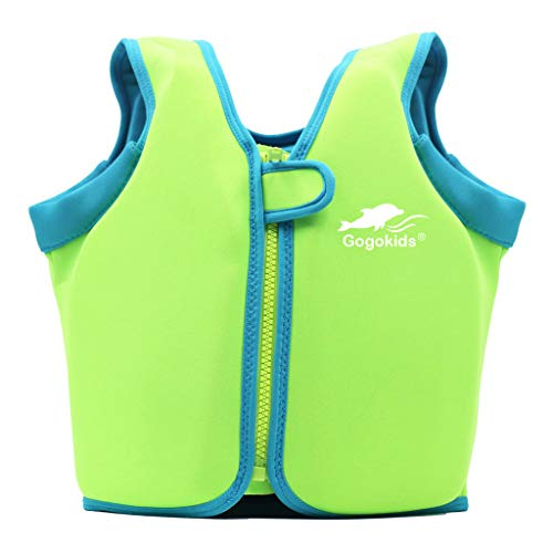 Vine Swim Vest Learn-to-Swim Floatation Jackets Training Vest for Kids (2-6 Years)