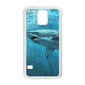 lintao diy Case Of Shark Customized Case For SamSung Galaxy S5 i9600