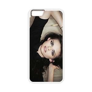 IPhone 6 Cases Even Though Kristen Stewart Sucks at Acting She Is Pretty Beautiful, IPhone 6 Cases Kristen Stewart Design for Men, [White]
