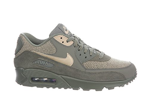 Max Leather NIKE da Scarpe Air ginnastica Uomo Oatmeal Stucco Dark Mushroom 90 wSq5CpxZq