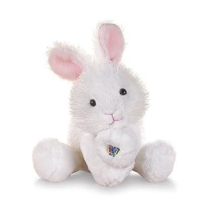 "Ganz Lil'Kinz Rabbit 6.5"" Plush: Toys & Games"