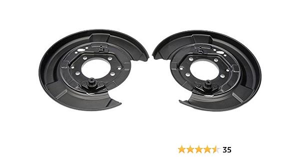 For 2003-2014 GMC Savana 1500 Brake Dust Shield Rear Dorman 11988YQ 2004 2005