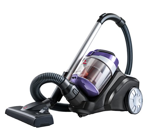 Bissell OptiClean Cyclonic Bagless Canister Vacuum, 1535 - Corded